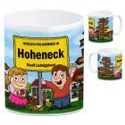 Herzlich Willkommen in Hoheneck Kaffeebecher