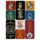 Harry Potter Kühlschrankmagnete im 9er Set