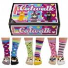 Oddsocks Catwalk Socken im 6er Set