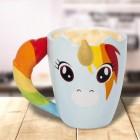 Einhorn Kaffeebecher