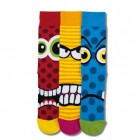 Oddsocks Jason Monster Socken in 39-46 im 3er Set
