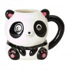 Panda Kaffeebecher