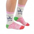 Braut Socken für Frauen im Paar