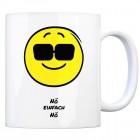 Kaffeebecher mit Spruch: Nö einfach Nö