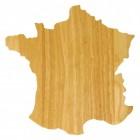 French Cheese Schneidebrett aus Holz