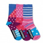 Oddsocks Emily Socken in 37-42 im 3er Set
