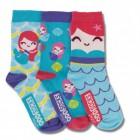 Oddsocks Meerjungfrauen Socken in 30,5-38,5 im 3er Set