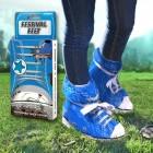 Festival Feet Schuhe - Schuhüberzieher in blau