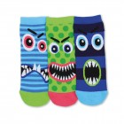 Monster Füßlinge Oddsocks Socken in 39-46 im 3er Set
