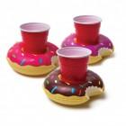 Donut Getränkehalter im 3er Set