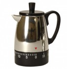 Kaffeekanne Eieruhr