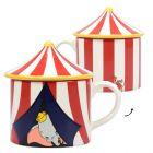 Disney Dumbo Zirkuszelt Kaffeebecher mit Deckel