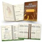 Mein Pferdetagebuch Notizbuch mit 116 Seiten für Reiter