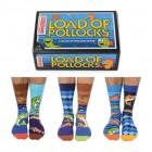 Angler Oddsocks Socken in 39-46 im 6er Set