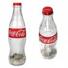 Coca-Cola XXL Spardose aus Glas