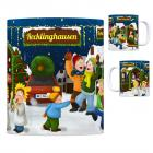 Recklinghausen Weihnachtsmarkt Kaffeebecher