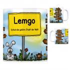 Lemgo - Einfach die geilste Stadt der Welt Kaffeebecher