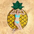 Ananas Badetuch