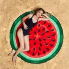 Wassermelone Badetuch