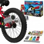 Turbospoke V2 Auspuff Set für Motorrad Sound auf dem Fahrrad