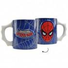 Spiderman Kaffeebecher mit Prägung