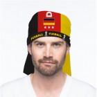 Multifunktions-Tuch WM 2014 Deutschland - Deutschlandflagge