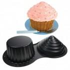 Backform Riesen Cupcake