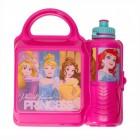 Disney Prinzessin Vesperdose mit Trinkflasche