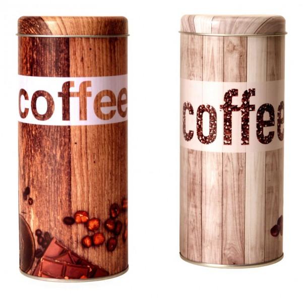 Retro kaffee vorratsdose der shop f r geschenke trends und dekoartikel - Retro dekoartikel ...