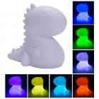 Dinosaurier Dekolampe mit 7 wechselnden Farben