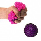 Netz Stressball in lila