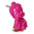 Baby Buddha Spardose in pink