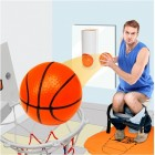Toiletten Basketball Set - Klo-witzki Slam Dunk