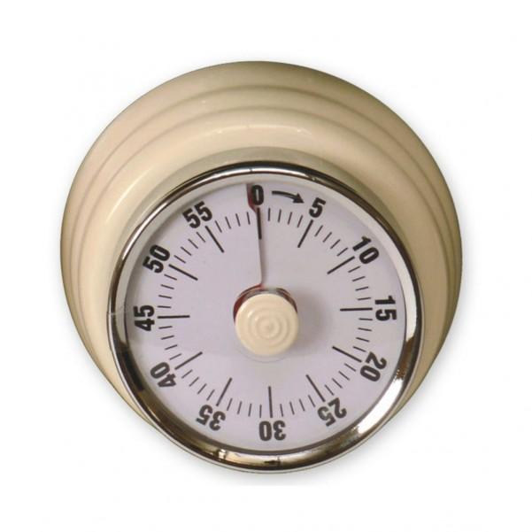 Retro k chentimer mit magnet in beige der shop f r geschenke trends und - Retro dekoartikel ...