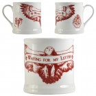Harry Potter Eule Hedwig Vintage Kaffeebecher
