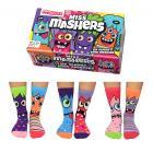 Miss Mashers Monster Oddsocks Socken in 30,5-38,5 im 6er Set
