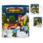 Schiffweiler Weihnachtsmarkt Kaffeebecher