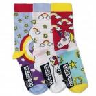 Oddsocks Einhorn Socken im 3er Set
