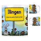 Illingen, Saar - Einfach die geilste Stadt der Welt Kaffeebecher
