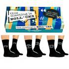 Arbeit nervt Socken mit Geschenkverpackung in 39-46 (3 Paar)