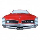 Pontiac 1966 GTO 3D Schlüsselhalter