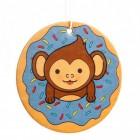 Affe im Donut Lufterfrischer