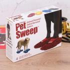 Haustier Putzzschuhe Scherz Geschenkverpackung
