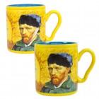 Van Gogh Ohr Kaffeebecher mit Wärmeeffekt