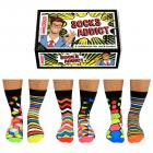 Socks Addict Oddsocks Socken in 39-46 im 6er Set