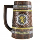 Game of Thrones Haus Lannister Bierkrug