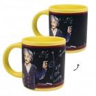 Einstein's Tafel Kaffeebecher mit Kreide