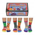 Sock Puppets Sockenpuppen Oddsocks Socken in 27-30,5 im 6er Set