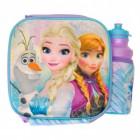 Disney Frozen Eiskönigin 3D Vesperdose mit Trinkflasche