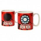 Iron Man Kaffeebecher mit Wärmeeffekt